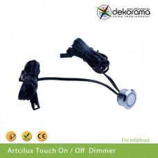 Artcilux Si004 Touch On/Off med dimmer